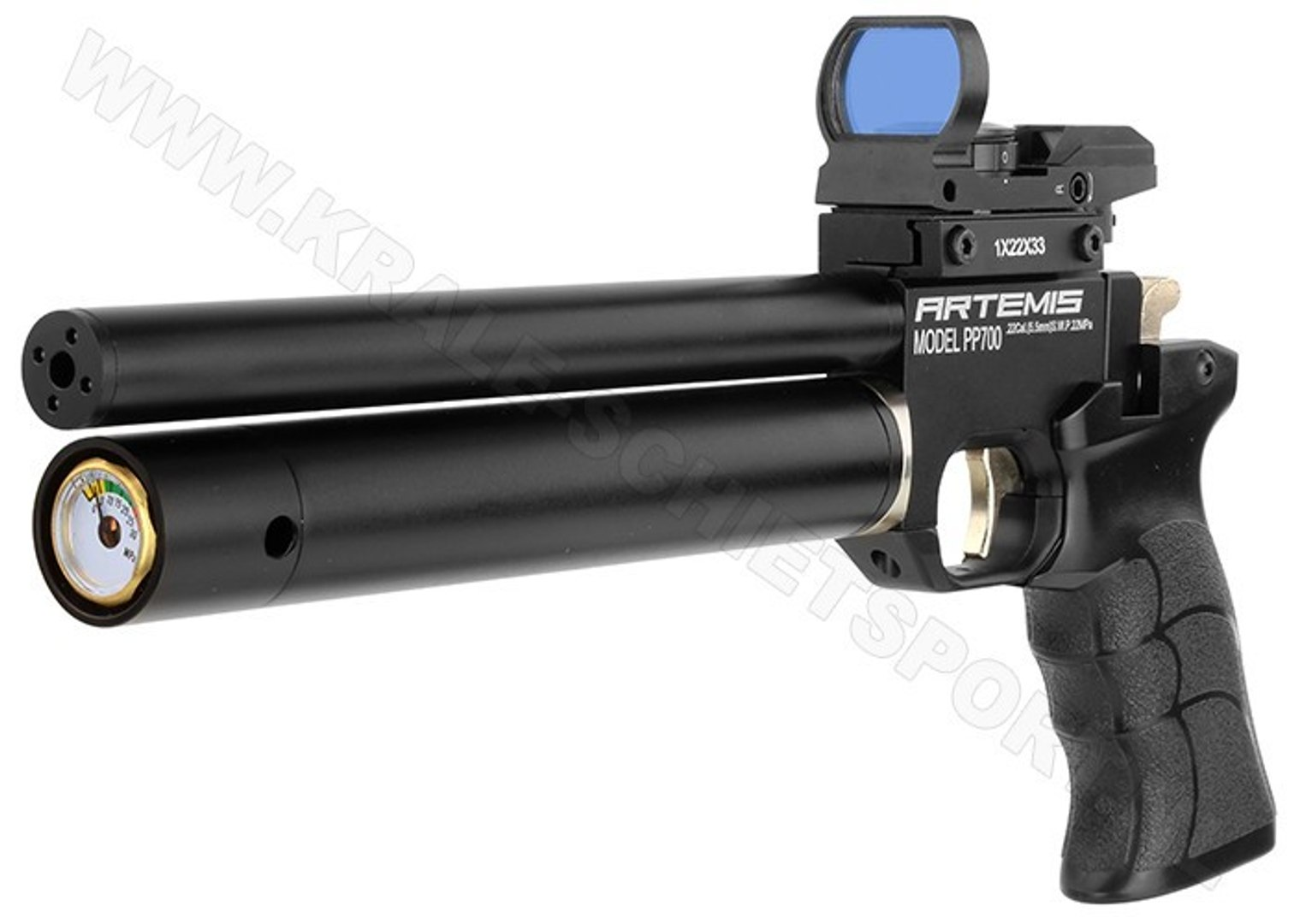 new pcp pistol hunting ARTEMIS PP700-a