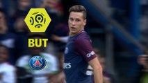 But Julian DRAXLER (45ème) / Paris Saint-Germain - Girondins de Bordeaux - (6-2) - (PARIS-GdB) / 2017-18