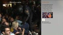 Catalonia referendum: Fierce clashes captured by Al Jazeera in Barcelona