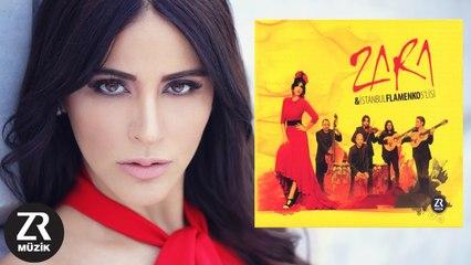 Zara Ft. İstanbul Flamenko 5'lisi - Çeşmi Siyahım - ( Official Audio )