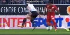 All Goals & highlights HD  Angers 3 - 3 Lyon   01-10-2017