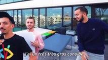 [Musique & Humour] Squeezie feat. Bigflo & Oli, ''Freetsyle du dico''