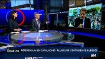 Le Grand Live   Avec Jean-Charles Banoun et Danielle Attelan   Partie 1   01/10/2017