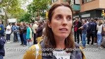"""Catalogne : """"A cause des violences policières, j'ai changé mon 'Non' pour un 'Oui' au référendum"""""""