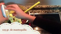 Receta de tarta de mousse de chocolate y praliné | Pastel de praline | Tarta fácil de chocolate
