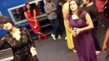 பிக் பாஸ் நிறைவு பார்டியில் ஓவியா குத்தாட்டம் - Oviya Dance in After Bigg Boss Final Party