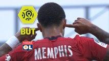 But Memphis DEPAY (42ème) / Angers SCO - Olympique Lyonnais - (3-3) - (SCO-OL) / 2017-18