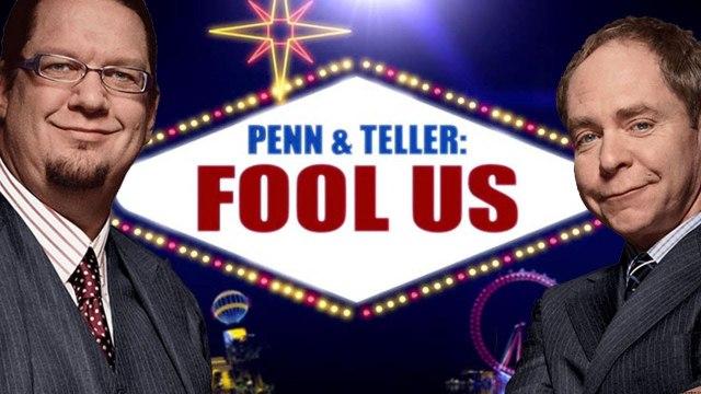 Penn & Teller: Fool Us Season 4 E 13 ~ Hanging Out with Penn & Teller