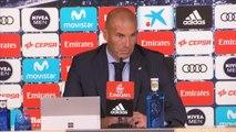 "7e j. - Zidane : ""Achraf a très bien joué"""