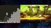 Metroid Samus Returns Vs Metroid II Return of Samus - Graphics Comparison (3DS vs Game Boy)