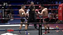 Max Muay Thai 1-10-2017 JULIO SANTOS Vs BANCHASUEK TR INSULATION