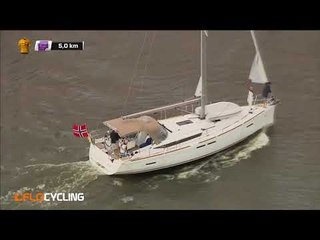 Boat Crossing Stops Ladies Tour of Norway Stage 2 With 5km To Go