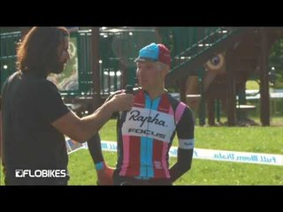 Jeremy Powers Is Happy With His Season Opener At Rochester Cyclocross