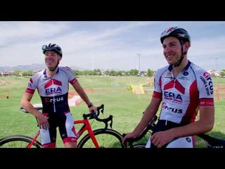 Laurens Sweeck and Diether Sweeck Might Gamble A Bit During CrossVegas