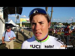 Sanne Cant Wins World Cup Waterloo