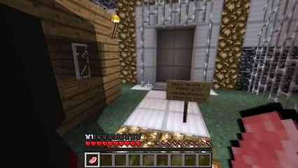 MineCraft - Побег из тюрьмы 1 - Часть 1