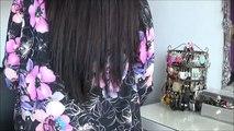 CHEVEUX - Se couper les cheveux soi-même (Pointes et dégradé..)