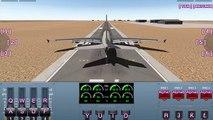 Extreme Landings Pro/ Keyboard Controls Walkthrough