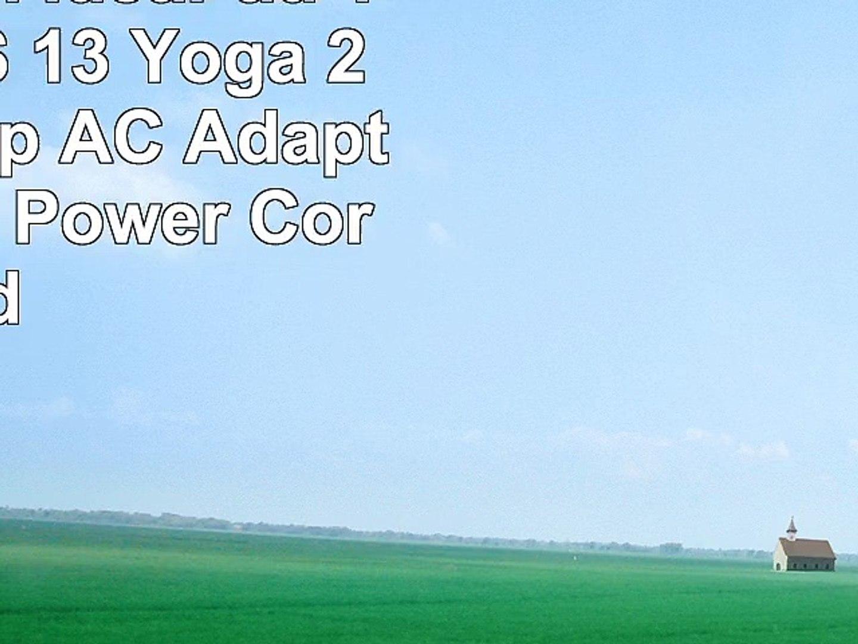 Lenovo IBM IdeaPad Yoga 11 11S 13 Yoga 2 65W Laptop AC Adapter Charger Power Cord