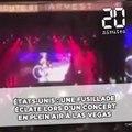 États-Unis : Une fusillade éclate lors d'un concert à Las Vegas