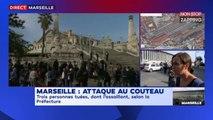 Attentat à Marseille : Une mère de famille a échappé au terroriste, le témoignage glaçant (Vidéo)