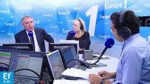 """François Bayrou sur la Catalogne : """"La reconnaissance d'identité ne doit pas conduire à la division en Europe"""""""