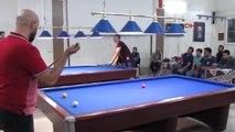 Afyonkarahisar Sandıklı Bilardo Turnuvası Sona Erdi