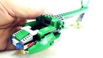 Dino Bricks Pteranodon Helicopter Capture - Lego compatible dinosaur bricks - Dinosaurs Speed build