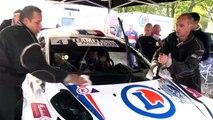 SPORT/ L'adrénaline au Rallye Coeur de France