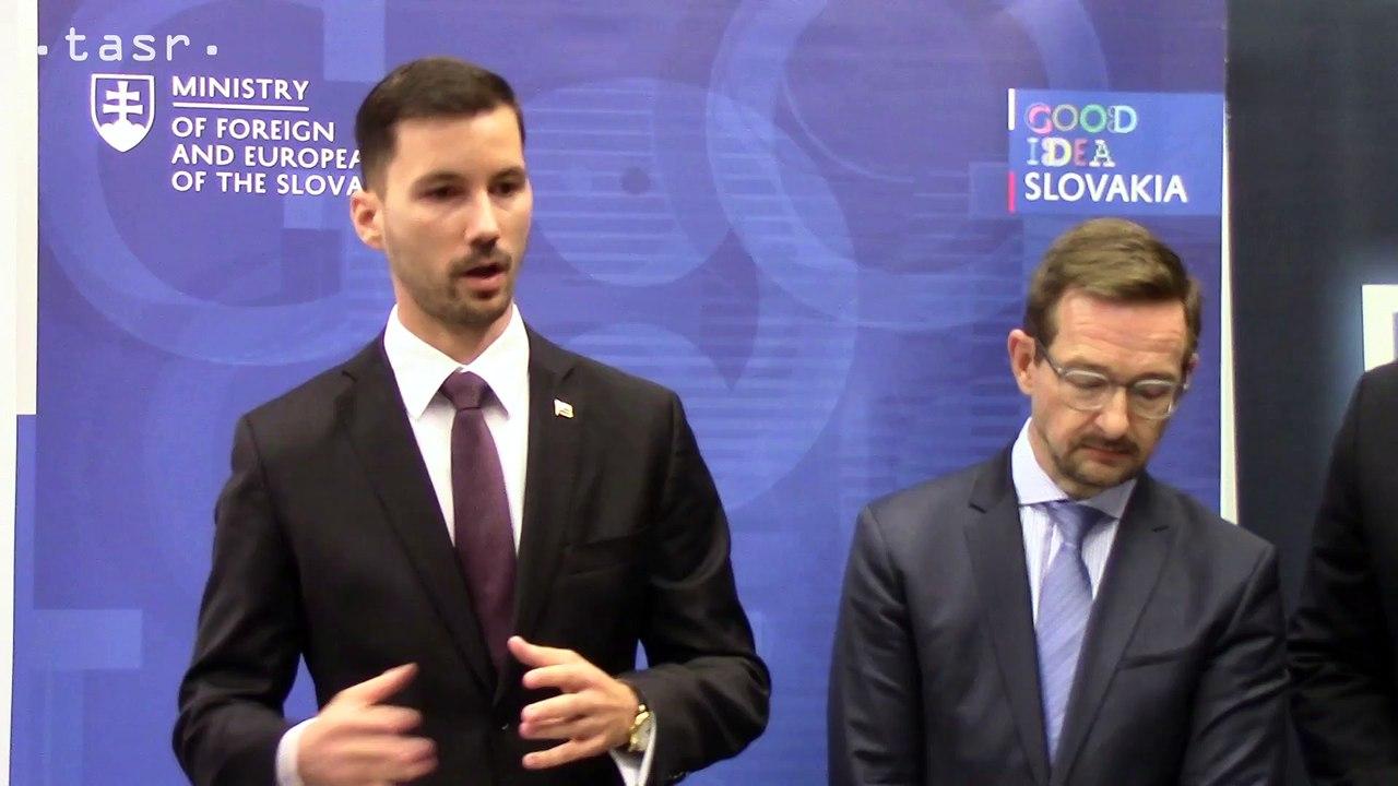MZVaEZ SR: L. Parízek: Budeme presadzovať diskusiu o bezpečnostných otázkach