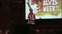 Alex Swindle sings 'You'll Never Walk Alone' Elvis Week 2013