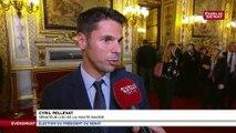 Présidence du Sénat: Cyril Pellevat votera Gérard Larcher