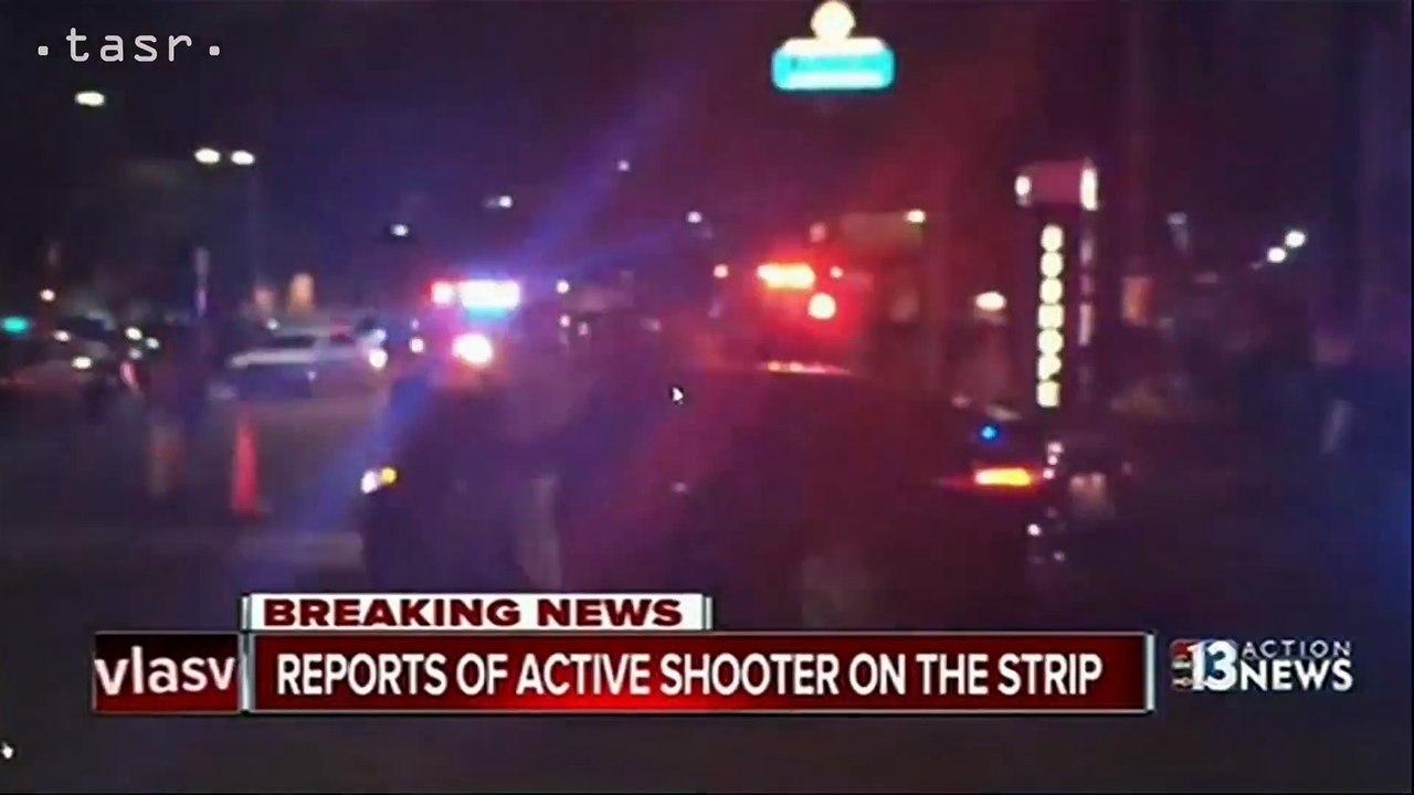 Vrahom 50 ľudí v Las Vegas bol 64-ročný miestny obyvateľ