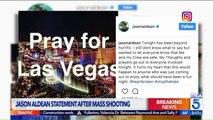 Jason Aldean Reacts to Las Vegas Shooting