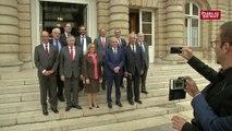 Claude Malhuret sur la création du groupe « République et territoire – les indépendants » au Sénat