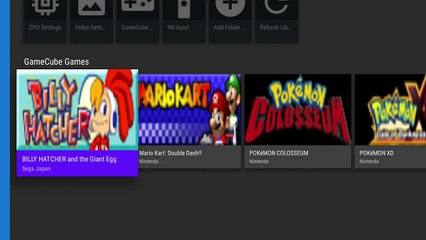 Nvidia Shield TV How To set Up The Dolphin Emulator GameCube And Wii Emulation Android