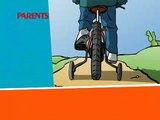 Les astuces de Parents : lui apprendre à faire du vélo sans les petites roues