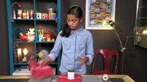 Vidéo mini atelier de Tiji : des photophores d'été