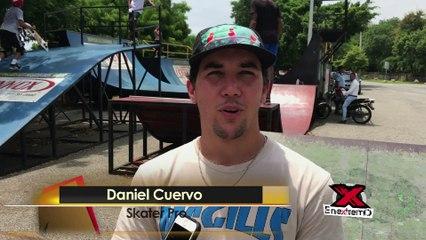 En Extremo entrevista al skater Daniel Cuervo en Santo Domingo