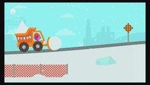 Sago Mini Trucks & Diggers - Sago Sago Holiday Building Amazing Home - Sago Mini Cartoon for Baby