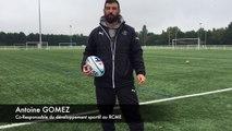 Co-Responsable du développement sportif au RCME sur partenariat RCME/Grigny