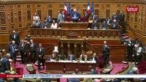 Gérard Larcher réélu président du Sénat: les résultats