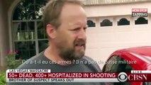 """Fusillade à Las Vegas : Sous le choc, le frère du tueur le décrit comme un """"homme sans problèmes"""" (Vidéo)"""