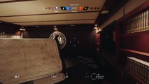 Tom Clancy's Rainbow Six® Siege suprising Clutch
