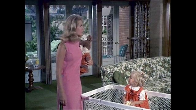 Bewitched (1964-1972) Endora Moves In For A Spell-Tatlı Cadı 3.Sezon 6.Bölüm Türkçe Altyazı