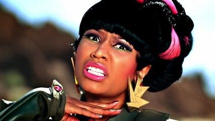 Nicki Minaj - Massive Attack