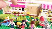 Lego® - Friends - 3315 - Olivias Traumhaus - Review +