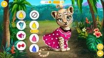 Fun Animal Pet Care - Bath Makeup Dress Up Animal Kids Games - Jungle Animal Hair Salon Gameplay