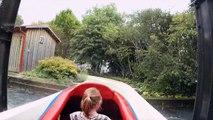 Skara Sommarland Newton Water Roller Coaster (water park flume ride type)