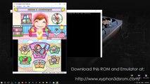 Cooking Mama 5 Bon Apetit 3DS ROM + Emulator Citra Download